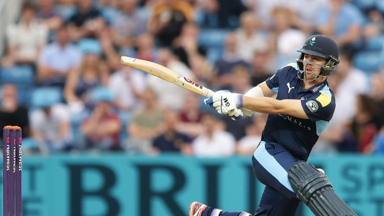 Travis Head played for Yorkshire Vikings in the T20 last season