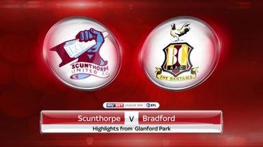 Scunthorpe 3-2 Bradford