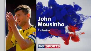 John Mousinho will be well set for life after retirement