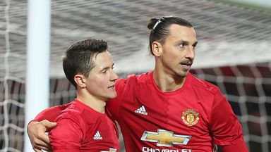 An annoying genius? Ander Herrera lifts the lid on life with Zlatan Ibrahimovic at Manchester United