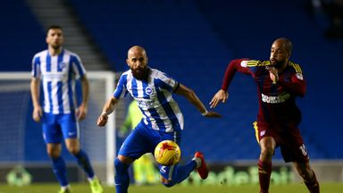 Bruno has agreed an extension until June 2018 at the Amex