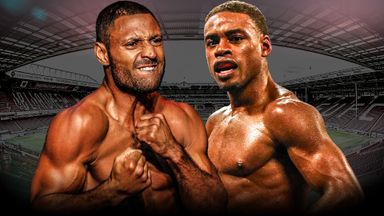 Kell Brook defends IBF belt against Errol Spence Jr on May 27, live on Sky Sports Box Office
