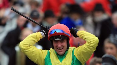 Robbie Power is the newly-appointed retained rider for Alan and Ann Potts