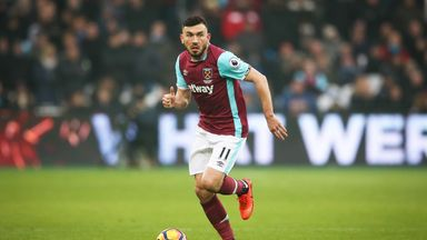 Robert Snodgrass is surplus to requirements at West Ham