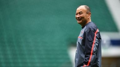 Eddie Jones has admitted he could be interested in taking control of the British and Irish Lions in the future