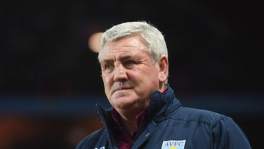 Steve Bruce believes there is more to come from his Villa side