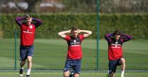Gibson could start for England
