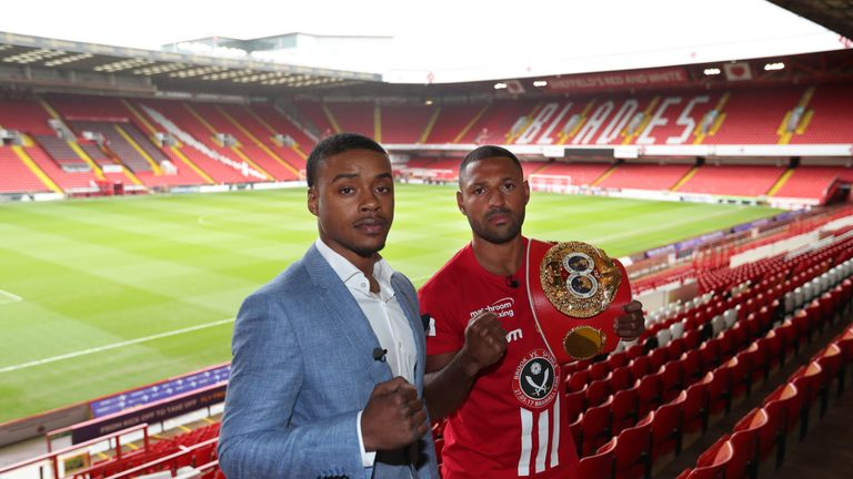 BROOK-SPENCE PRESS CONFERENCE