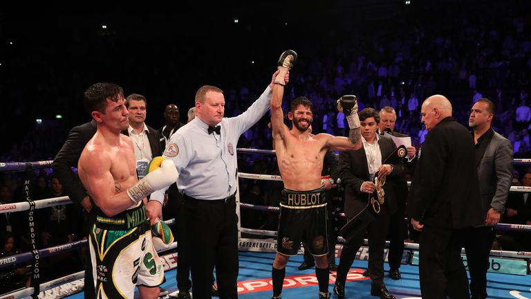 Anthony Crolla, Jorge Linares