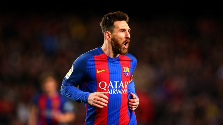 Lionel Messi was excellent for Barcelona in their win over Celta Vigo