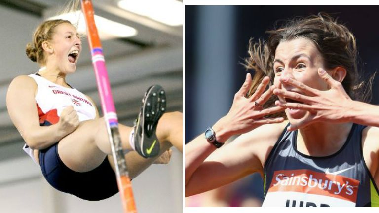 Want to follow in the footsteps of Holly Bradshaw and Jessica Judd?