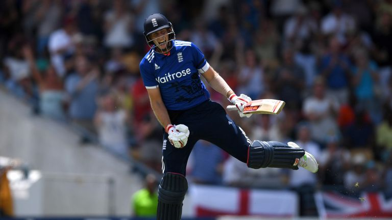 Joe Root century in Bridgetown was his 20th in international cricket