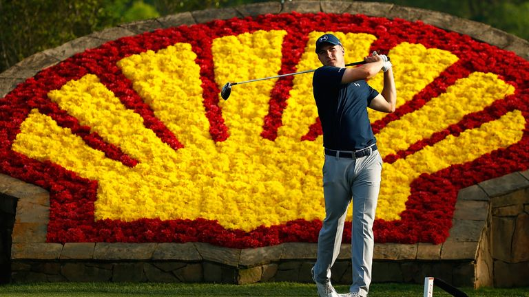 Jordan Spieth: Shell Houston Open