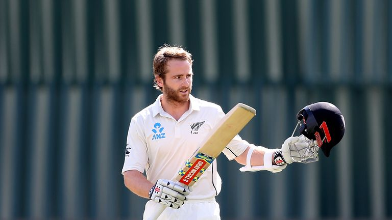 Williamson produced another key innings for New Zealand