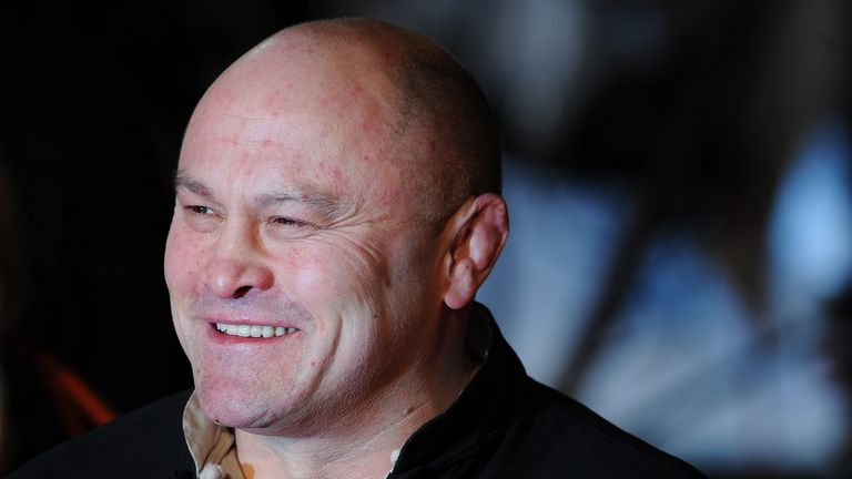 Former England rugby player Brian Moore suffers heart attack