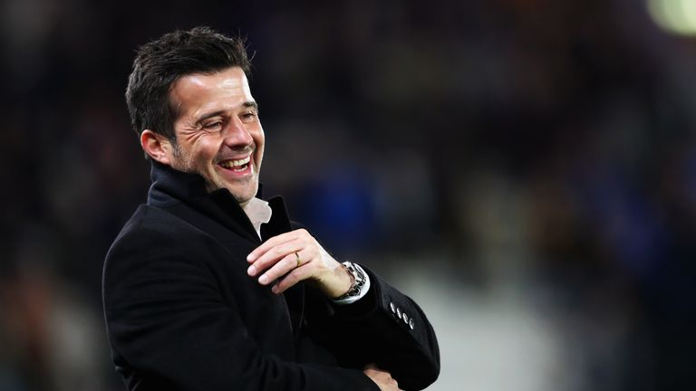 Marco Silva says Watford's ambition is 'really important'