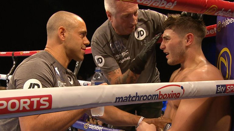 Josh Kelly is part of Adam Booth's busy stable