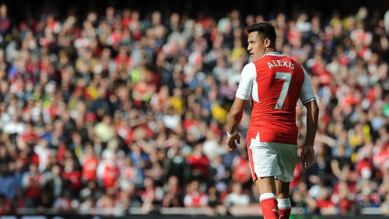 Sanchez has scored 18 league goals this season and been linked with a £50m switch to City by Chilean media