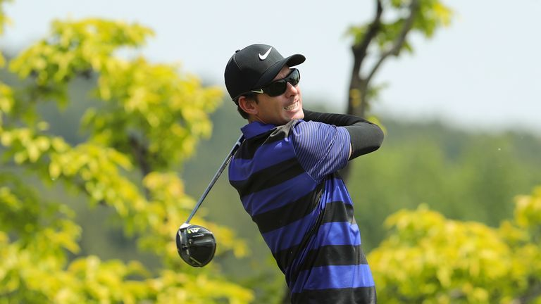 Pablo Larrazabal Moves Into Three Shot Lead At Volvo China Open Golf News Sky Sports