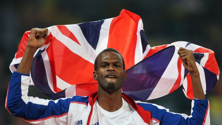 Mason secured a stunning silver at the Beijing Olympics in 2008