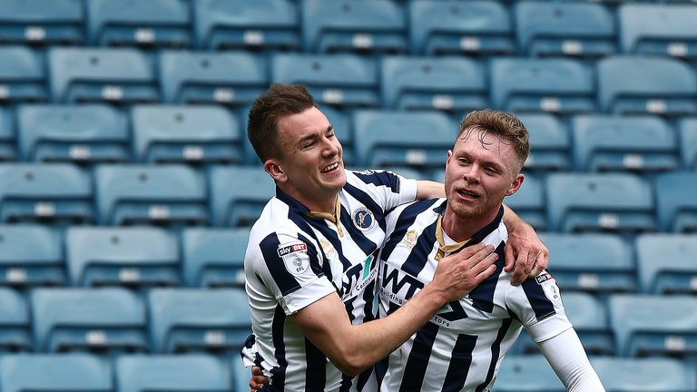 Millwall will face Bradford at Wembley