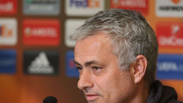 Jose Mourinho says every match is crucial for Manchester United at this stage of the season