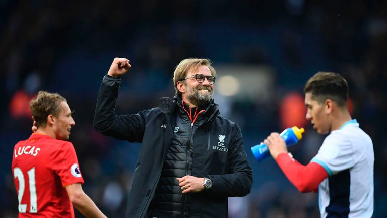 Jurgen Klopp's Liverpool are targeting Champions League qualification