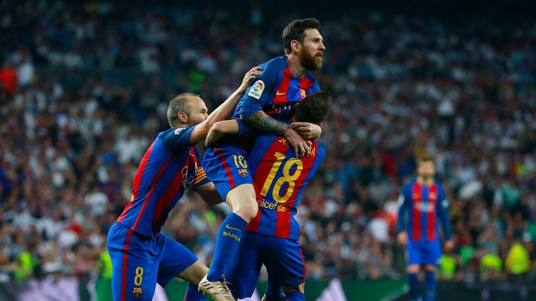 Lionel Messi is available for a relatively low £268m
