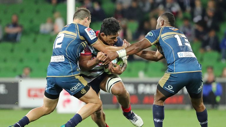Melbourne Rebels say they can't be legally removed from Super Rugby