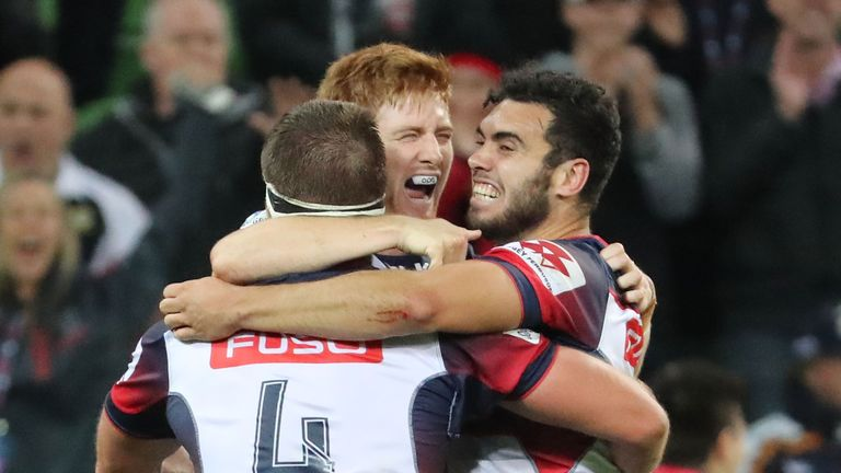 The Rebels are one of two Australian teams, along with Western Force, under threat of being withdrawn
