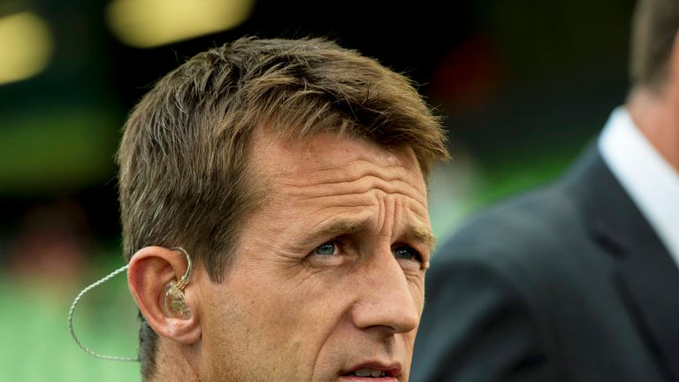 Neil McCann leaves Dundee after a month