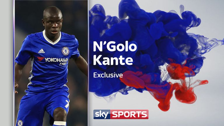 N'Golo Kante says Leicester's Premier League title win can help Chelsea
