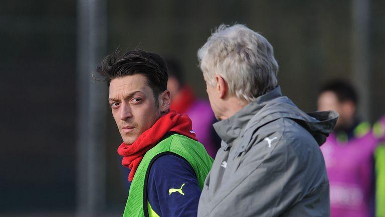 Image result for Wenger Ozil
