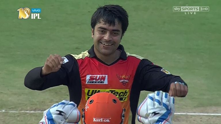Has Afghanistan legspinner Rashid Khan earned a place in our pundits' team of the tournament?