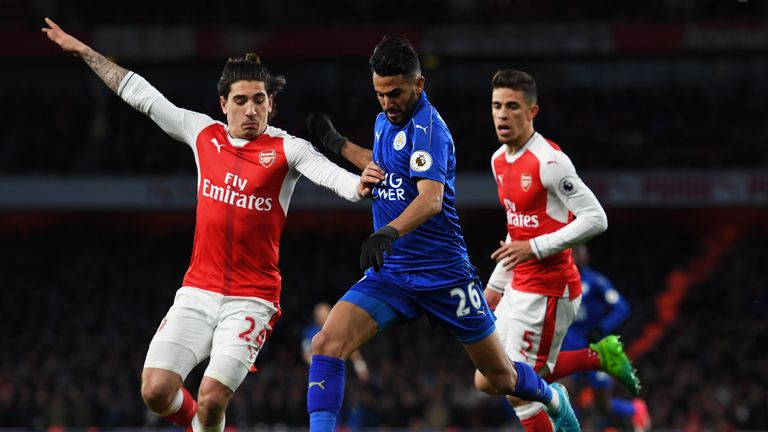 The new Premier League season gets underway when Arsenal host Leicester on Friday Night Football