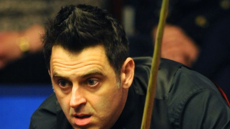Ronnie O'Sullivan dominated the English Open final