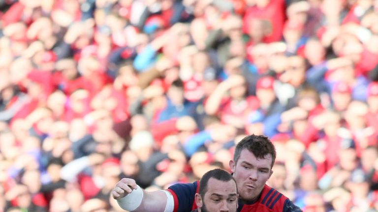 Munster beat Toulouse last season to progress to the semi-finals