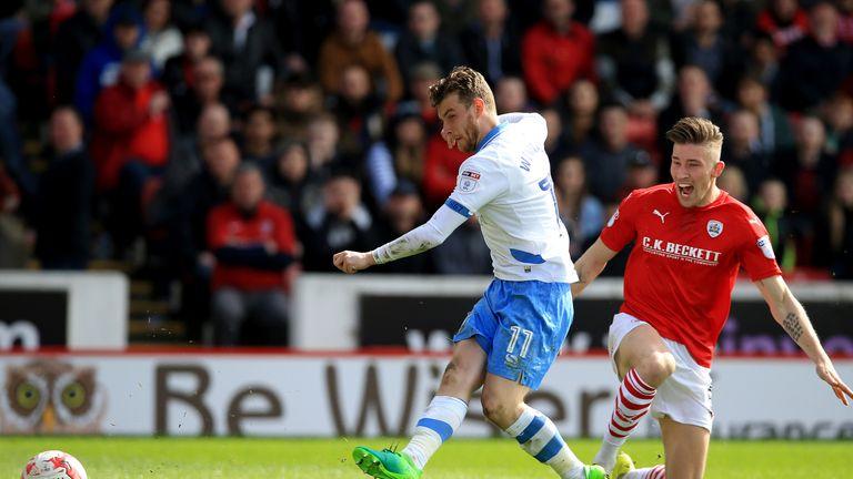 Sam Winnall: Set for his Derby debut
