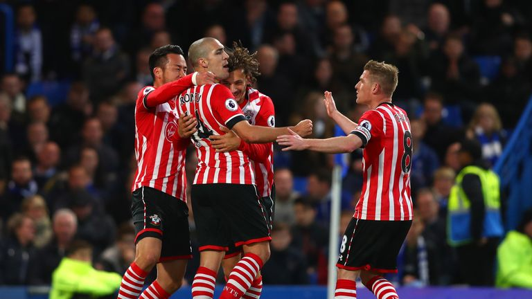Southampton drew their Premier League opener last year