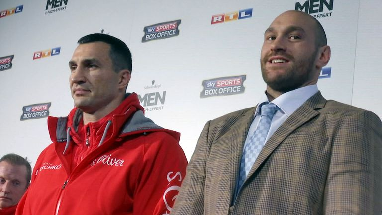 Wladimir Klitschko is facing another recovery, courtesy of Tyson Fury