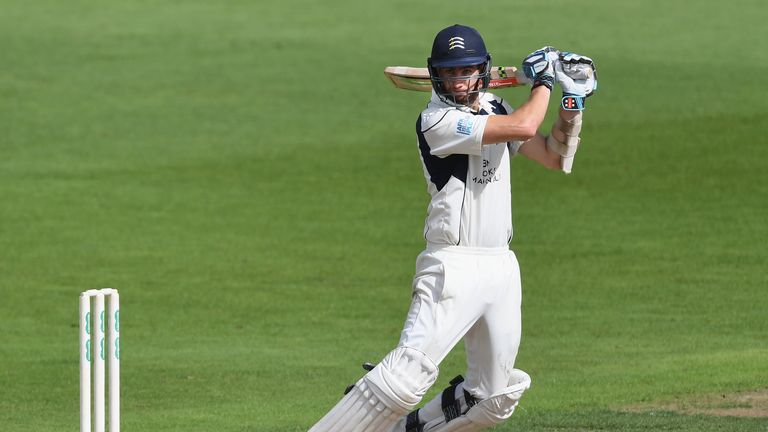 Hampshire skipper Vince hits unbeaten ton as Yorkshire are made to toil