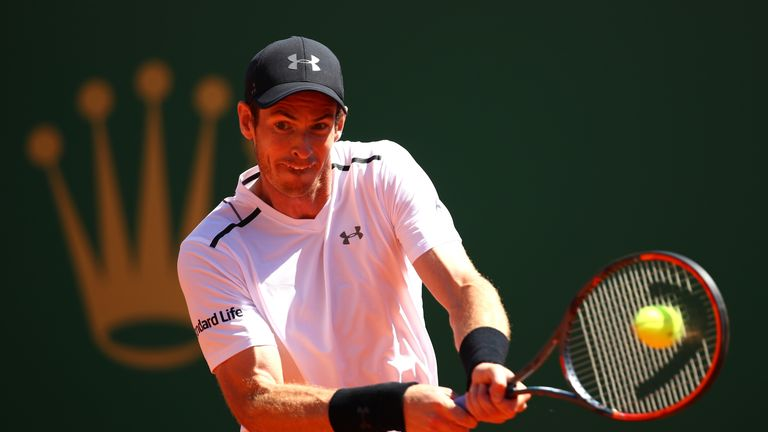 Andy Murray will take part at the Barcelona Open next week