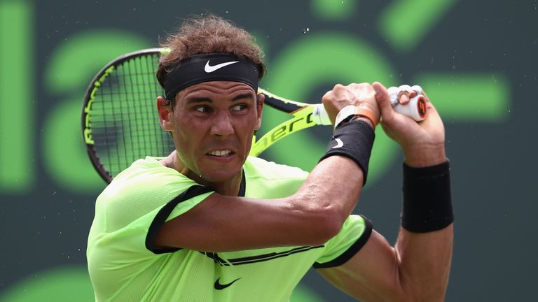 Nadal will be looking to capitalise on Federer's clay-court absence
