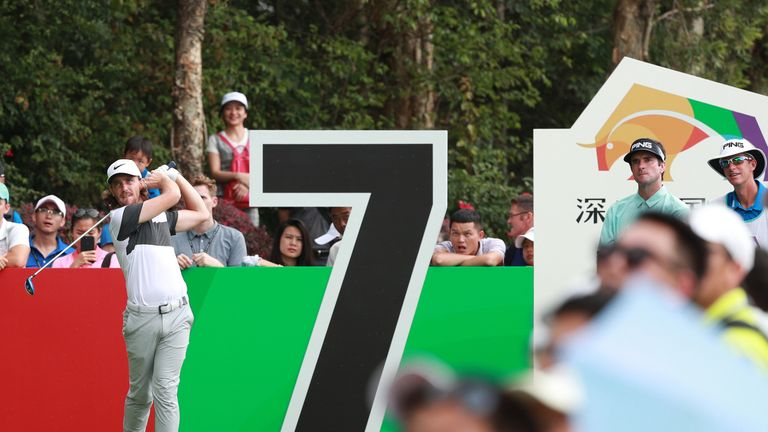 Watson fires 66 to take lead at Shenzhen International