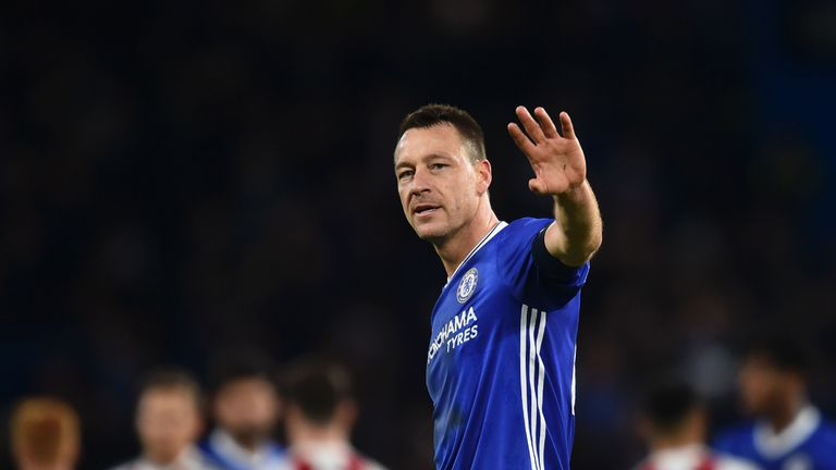 John Terry will end a 22-year association with Chelsea this summer