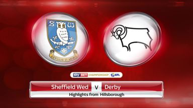Sheffield Wednesday 2-1 Derby