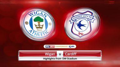 Wigan 0-0 Cardiff