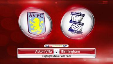Aston Villa 1-0 Birmingham