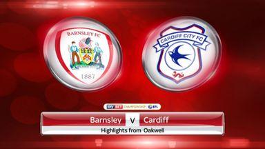 Barnsley 0-0 Cardiff