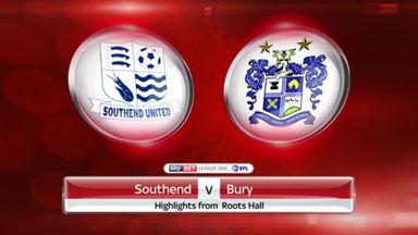 Southend 1-0 Bury